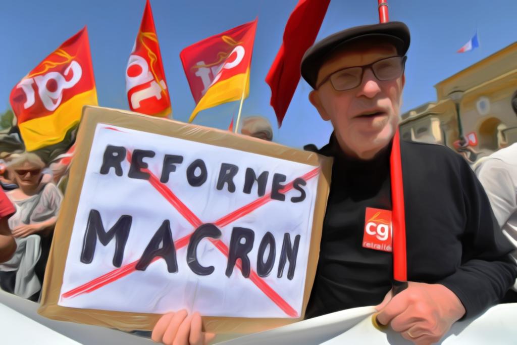 Non à la Réforme Macron